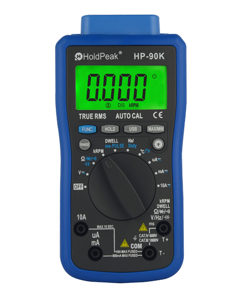 6.0 Digital Engine Analyzers -HP-90K