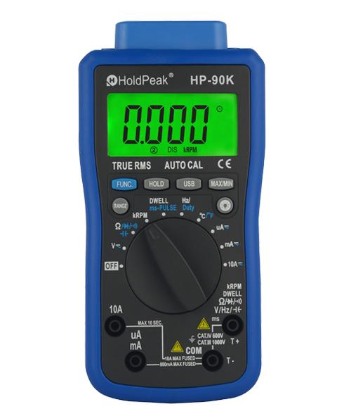 6.0 Digital Engine Analyzers -HP-90K