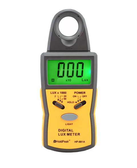 7.0 Lux Meters-HP-881A