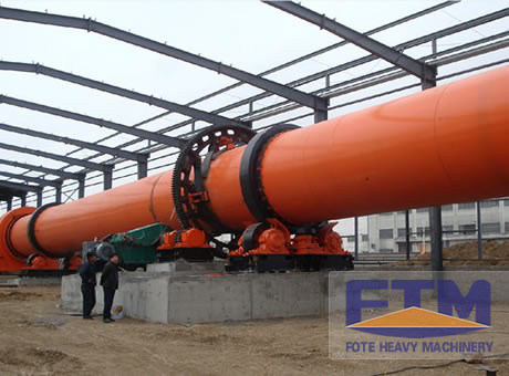 Lime Calcination Rotary Kiln/2.7x42m Lime Rotary Kiln