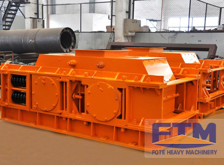 Double Roll Coal Crusher/Specification Of Two Roll Crusher
