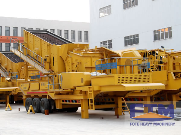 Small Mobile Jaw Crusher/Portable Jaw Crusher In The Philippines