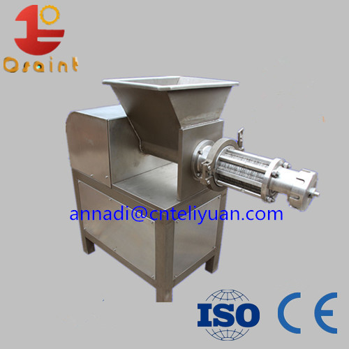 High quality stainless steel chicken machincal deboning equipment
