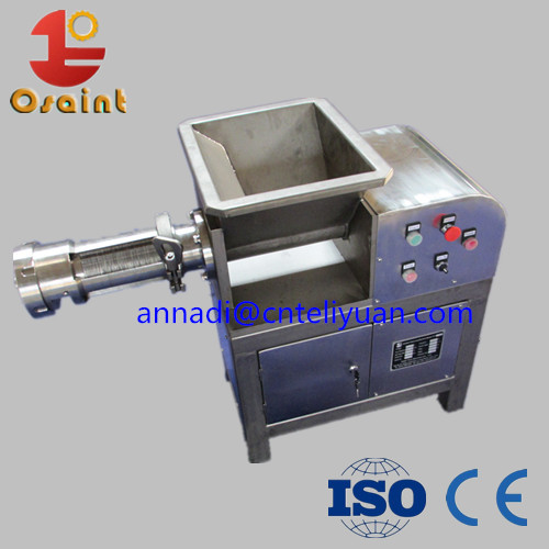 Chicken meat mincer meat bone cutter