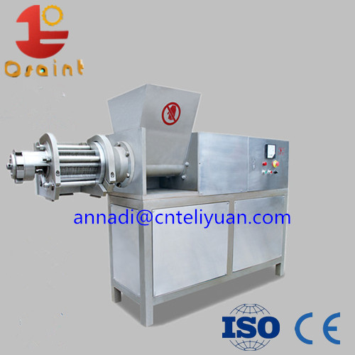 Good quality high tech chicken meat separator meat cutter