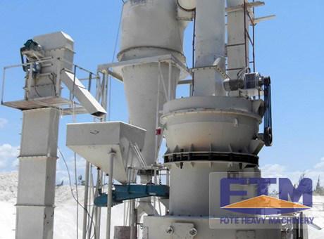 Fine Powder Grinding Mill/Slag Powder Making Line