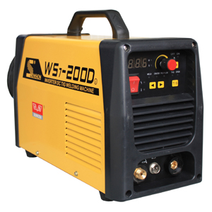 Digital IGBT inverter DC TIG/MMA
