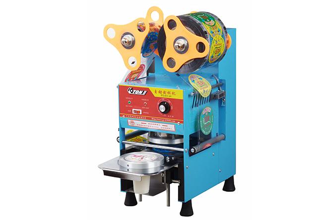 350W Electric Boba Tea Cup Sealer Sealing Machine