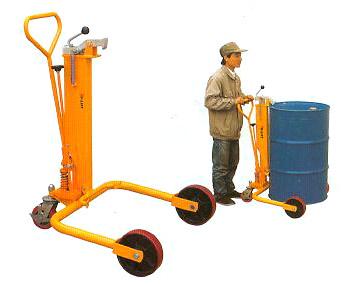 Hydraulic Drum Truck DT250