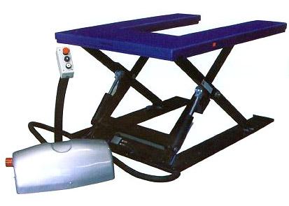 U Low Profile Lift Table NU-B10