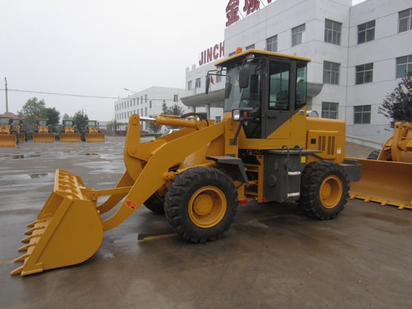 FARM MACHINERY ZL20F 2T WHEEL LOADER