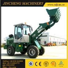 1.2 Ton mini loader heavy construction equipment