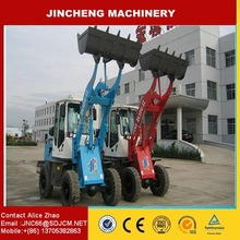 wheel loader china ZL12F with now brand JINCHENG popular