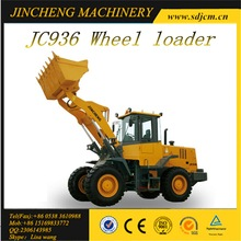 3 Ton mini loader construction machinery