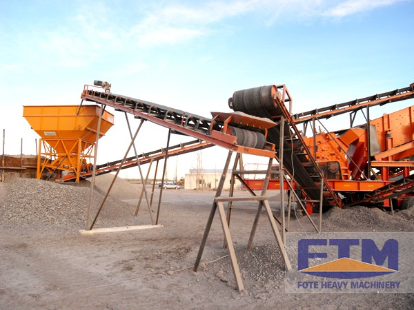 Aggregate Quarry Stone Crushing Plant/Aggregate Crushing Plant For Stone Quarry