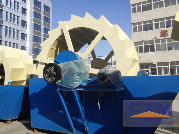 High Capacity Sand Washing Machine/Heavy Duty Sand Washing Machine