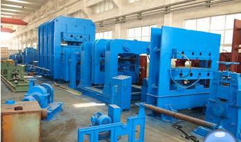 140型橡胶带生产线