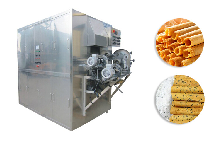 Wafer Stick/Egg Roll Production Line