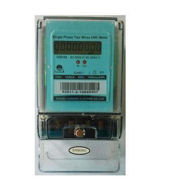 prepaid meter electricity