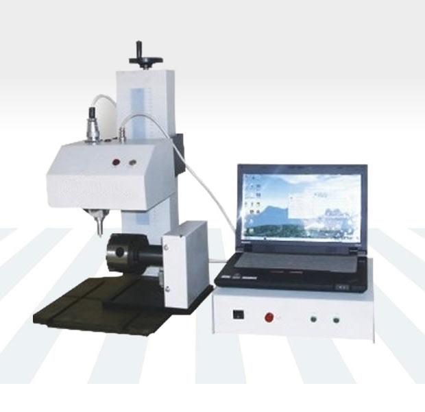 LX-E1 desktop rotary pneumatic marking