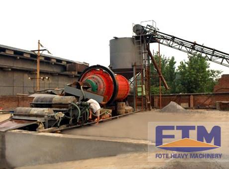 Mineral Processing Flotation Separating Plant/Gold Mining Flotation Plant