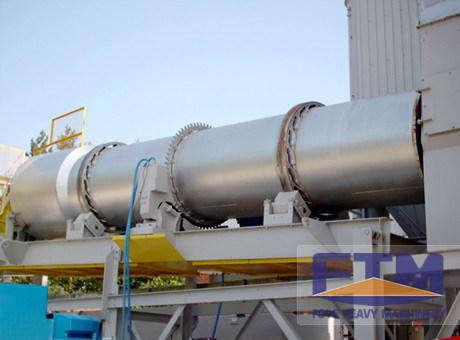 Multi-function Industrial Rotary Coal Dryer/Coal Dryer With High Efficiency