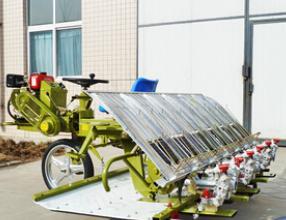 Машина для пересаживания риса типа 2ZG-6300A