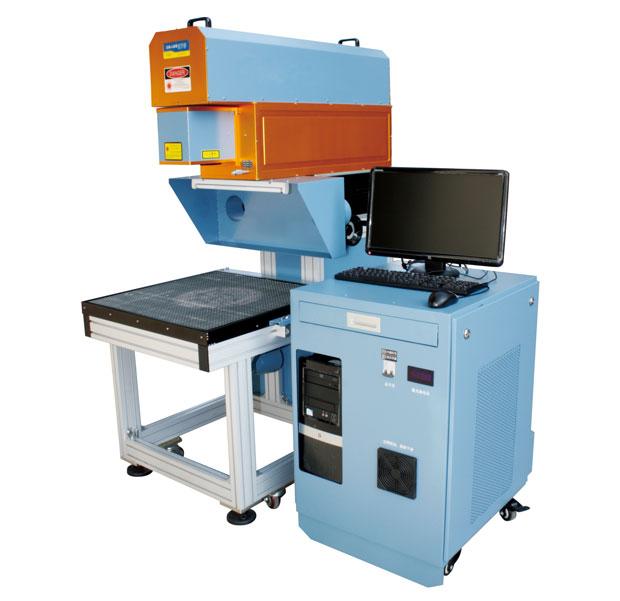 CO2 Трехмерная динамичная Машина для изготовления марки лазером типа LX-B3
