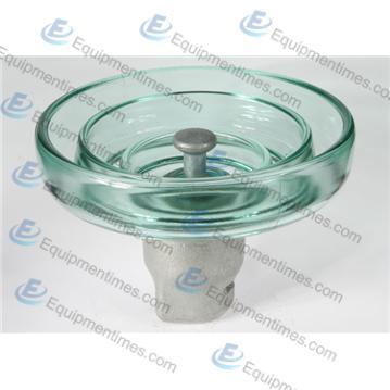 Подвесной стеклянный изолятор