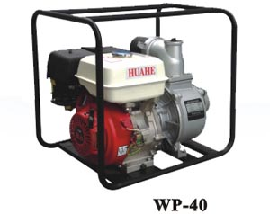 WP-40 GASOLINE WATER PUMP