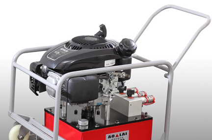 Three Output Motor Pump