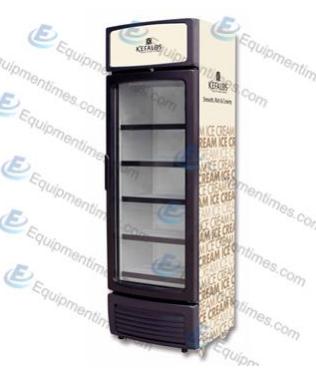 Вертикальный морозильный прилавок SD-370W/370V/370H