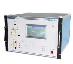 Touch Screen Surge generator