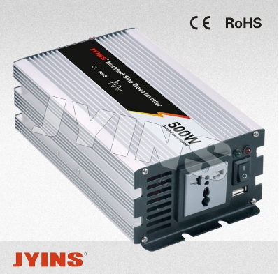 JYM SERIES-MODIFIED SINE WAVE POWER INVERTER  JYM-500W