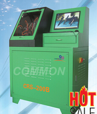 CRS-200B COMMON RAIL INJECTOR TEST BENCH