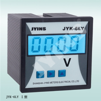 Digital Panel Meter LCD Meter Series JYK-6LY