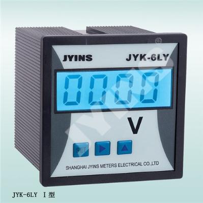 Digital Panel Meter LCD Meter Series JYK-6LY