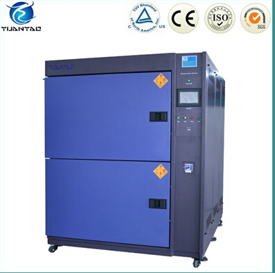 Air type thermal shock chamber(2 zones)