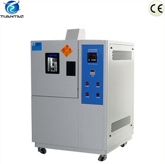 Fast change rate temperature chamber