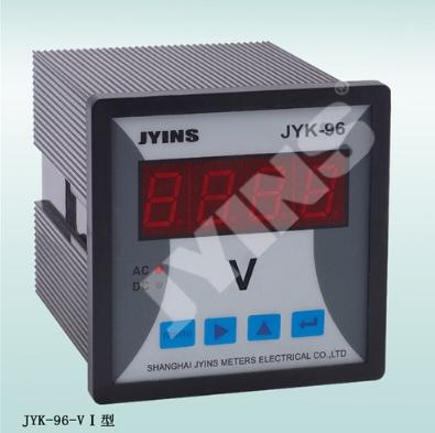Programmable Single-phase voltmeter JYK-96-V