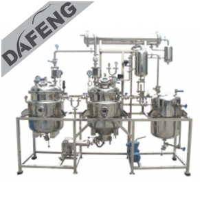 Multifunctional small extraction and enrichment tank