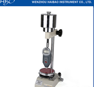 Shore D digital hardness tester, laboratory hardness testing equipment