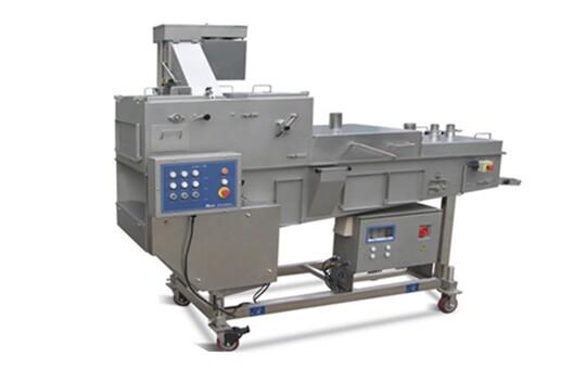 Vacuum dough maker