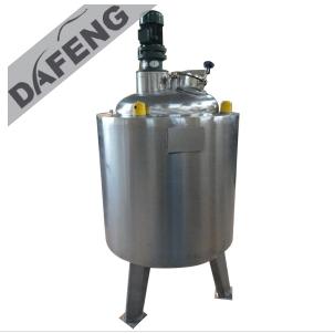 Seed ferment tank