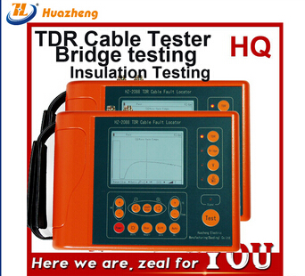Highest Quality 30km TDR Cable Fault Locator