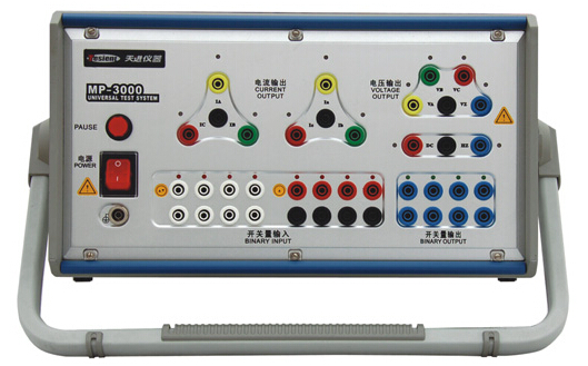 automatic relay test set