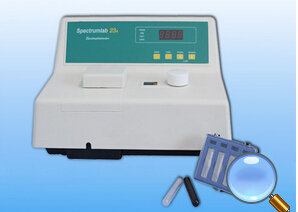 S23A Visible Spectrophotometer(Cuvette or Tube)