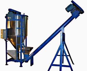 Big Vertical Mixer