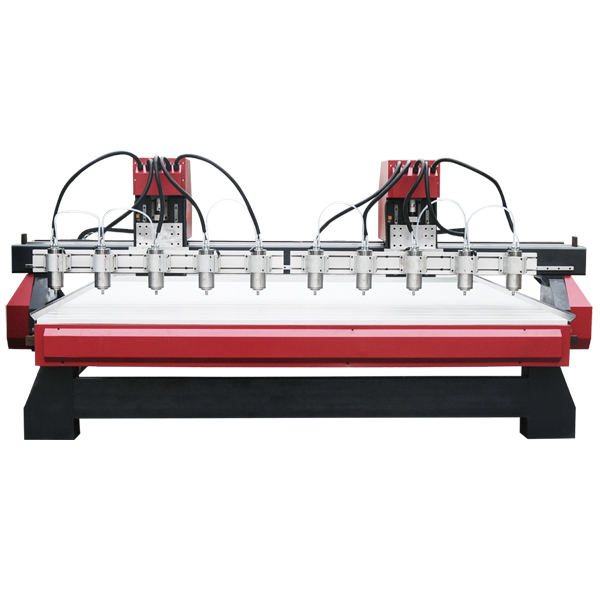 TC series woodworking high speed engraving machine