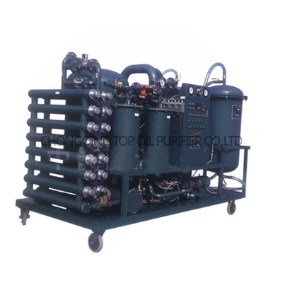 Series ZYD-I Double Stage Vacuum Insulating Oil Reclamation System